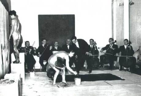 still from Anthropometrie, 1928-1962