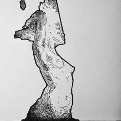 Sketch, November 11, 2016, Ink