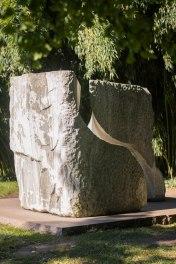 Harmony 3, Daniel Kainz, 1993; stone: Vermont marble